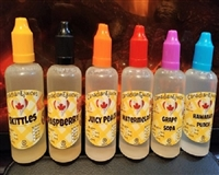 50ml e juice sample pack