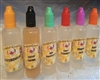 E juice 6 pack of 60ml bottles